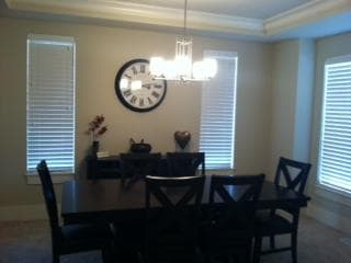 Real Customer Photo - Norman Fauxwood Blinds