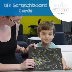 DIY Scratchboard Cards