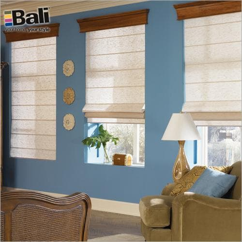 Bali Casual Classics Roman Shade - Now 15% off!