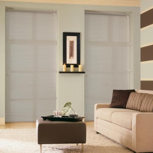 "Blinds.com 1/2"" Single Cell Light Filtering Shades"