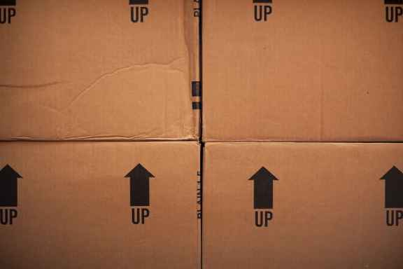 How to Organize Your Attic - Place Boxes Strategically