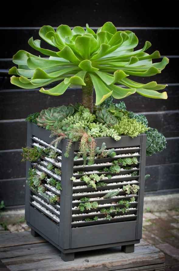 Shutters Planter
