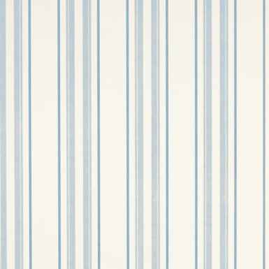 Laura Ashley Hadley Stripe Wallpaper Seaspray