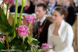 Hochzeitsfotos bei schlechtem Wetter - Hochzeitsfotograf Wiesenthau, Forchheim, Erlangen, St. Martin Kirche in Eggolsheim