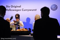 Volkswagen Currywurst - Peter Maffay After Show Party