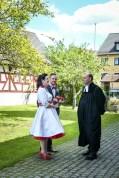 Hochzeitsfotograf Feucht - Heiraten in der Jakobskirche in Feucht