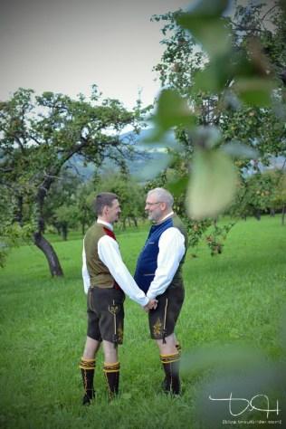 Hochzeitsfotograf für Gay Hochzeit
