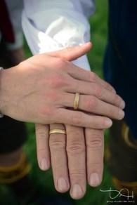 Ringfoto Hände - Hochzeitsfotograf Forchheim