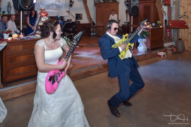 Hochzeitstanz mal anders! Der Hochzeitsfotograf aus Nuernberg macht die Bilder.