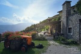 Der Hochzeits Fotograf in Italien am Gardasee