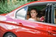 Der erste Blick auf die Braut fotografiert der Hochzeitsfotograf, Pfinzingschloss