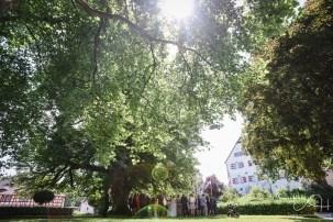 Der Hochzeitsfotograf aus Nuernberg im Schloss Henfenfeld, das Pfinzingschloss