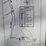 Map of Greenway paths