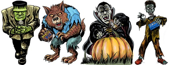 halloween-monsters-candy