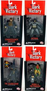 Batman: Dark Victory figure set