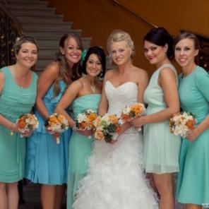 Beach Las Vegas Wedding for Alycia & Deen Captured by Moxie Studio