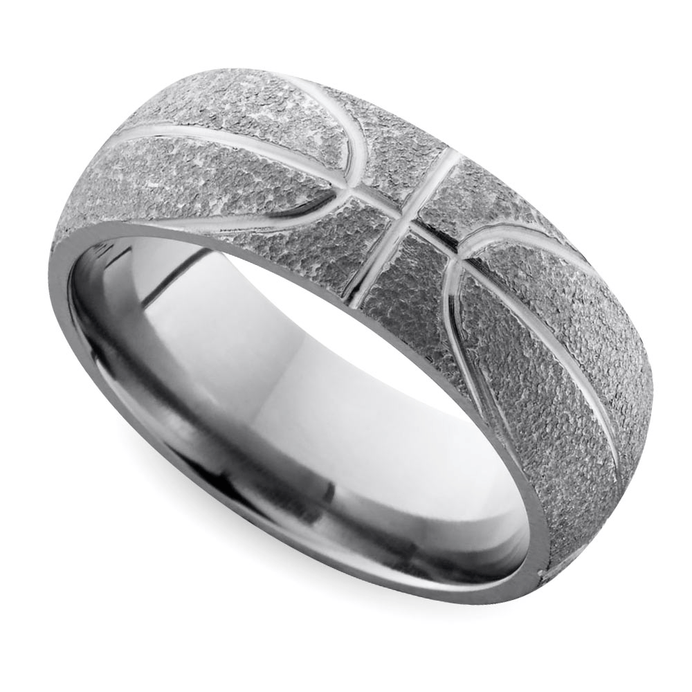 cool mens wedding rings for sports fanatics wedding rings and bands men s wedding rings