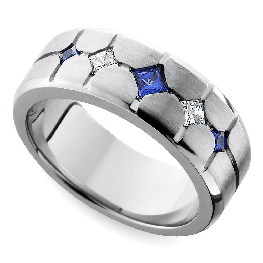cool mens wedding rings for sports fanatics mens unique wedding rings men s wedding rings