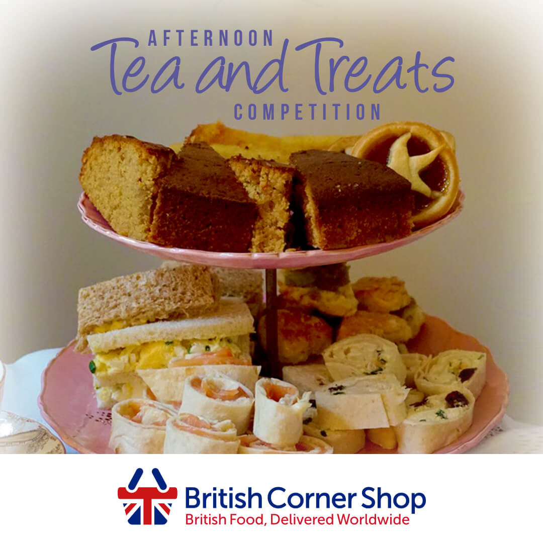 Competition | Afternoon Tea & Treats
