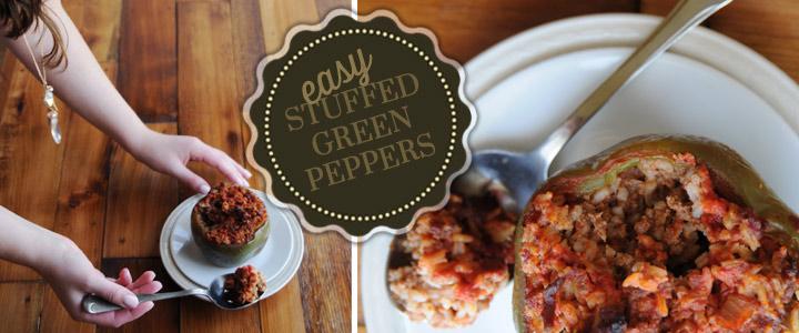 Just Stuff It – Recipe Style!