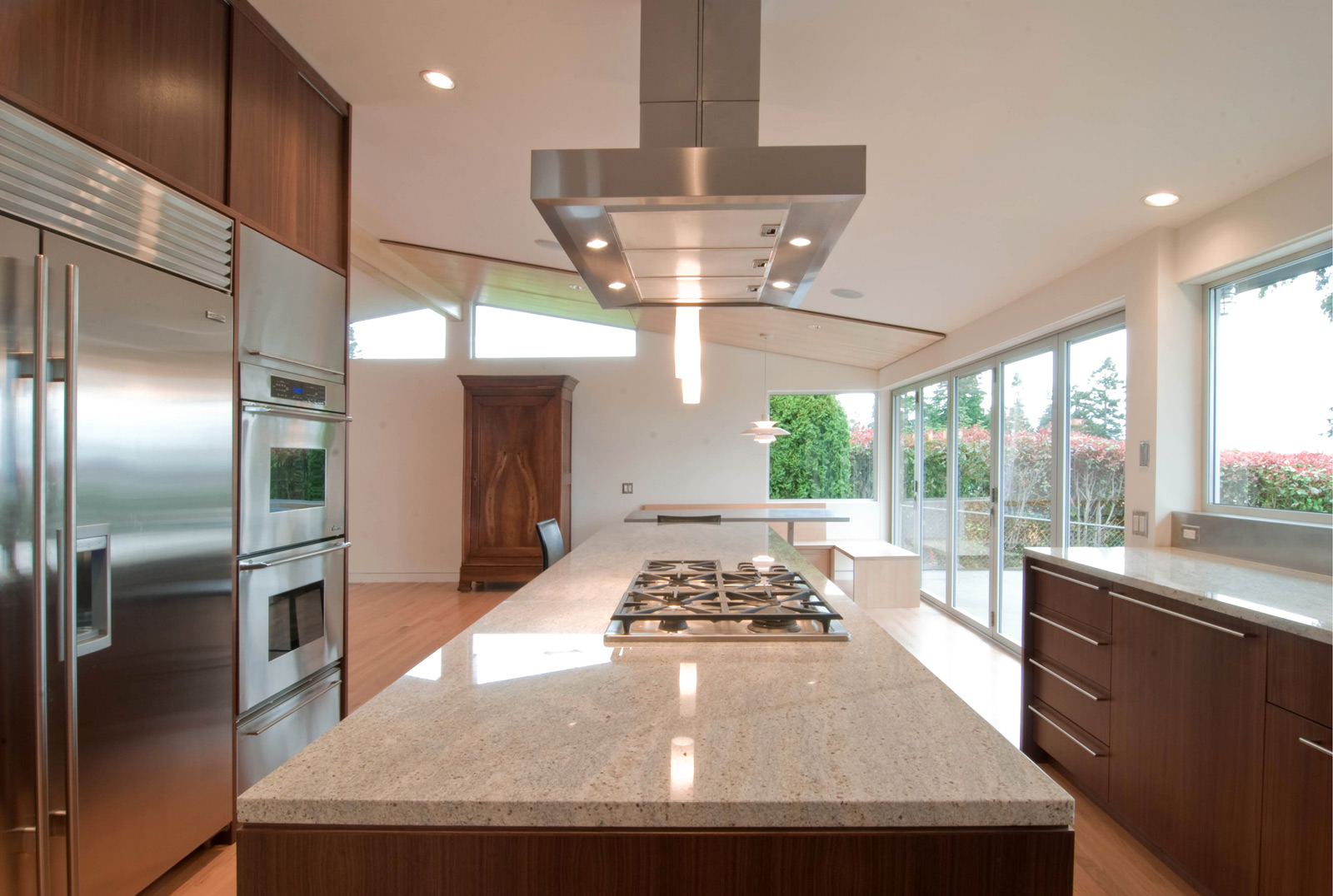 design strategies for kitchen hood venting kitchen island vent Design Strategies for Kitchen Hood Venting