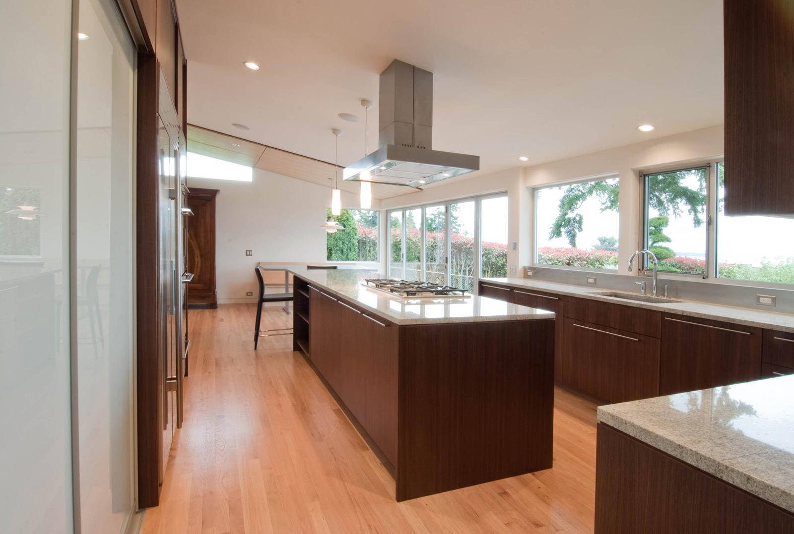 design strategies for kitchen hood venting kitchen island vent BUILD LLC Innis Arden