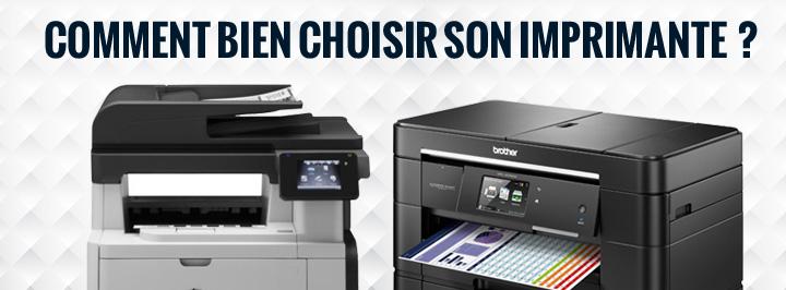 Comment bien choisir son imprimante Tous les conseils par Bureau