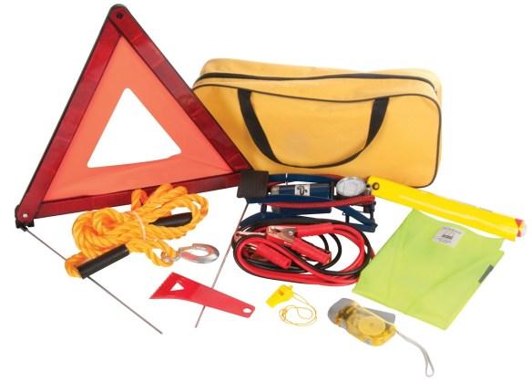kit coche seguridad