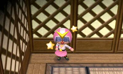 Pink Superhero Costume.
