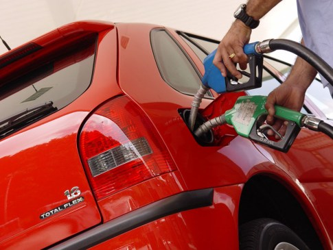 flex pode etanol ou gasolina