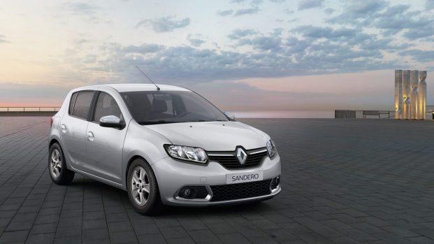Renault Sandero carros mais vendidos automóveis