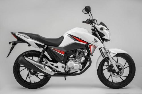 Honda CG 2017