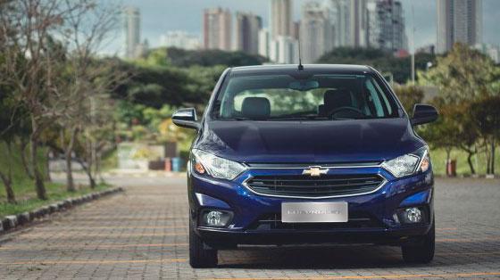 Chevrolet Onix é o carro mais vendido novembro