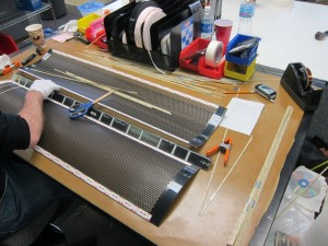 Speaker Panel construction