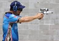 Doug Koenig Wins 14th Bianchi Cup/Photo courtesy NRA