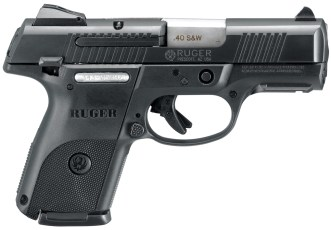 Ruger SR series pistol right profile