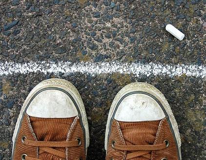chalk-line
