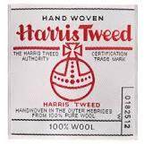 Harris Tweed Orb