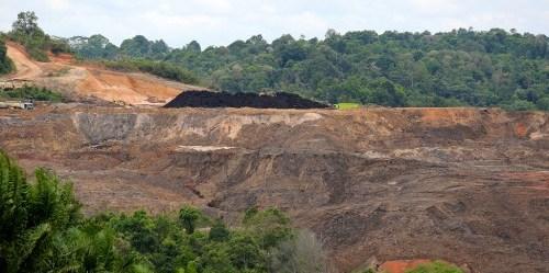 Peran pemerintah yang seharusnya menerapkan kebijakan untuk mereklamasi bekas areal tambang kepada investor. Mokhamad Edliadi/CIFOR