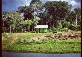"""A house in the Priority Assistance Zone - a """"no-man's land"""" in terms of formal property rights. Kate Evans/CIFOR"""