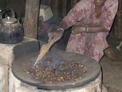 Stoves cook up relief for Ethiopia's forests, climate