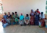Women's meeting in a village in Kigoma. (Demetrius L Kweka/CIFOR)