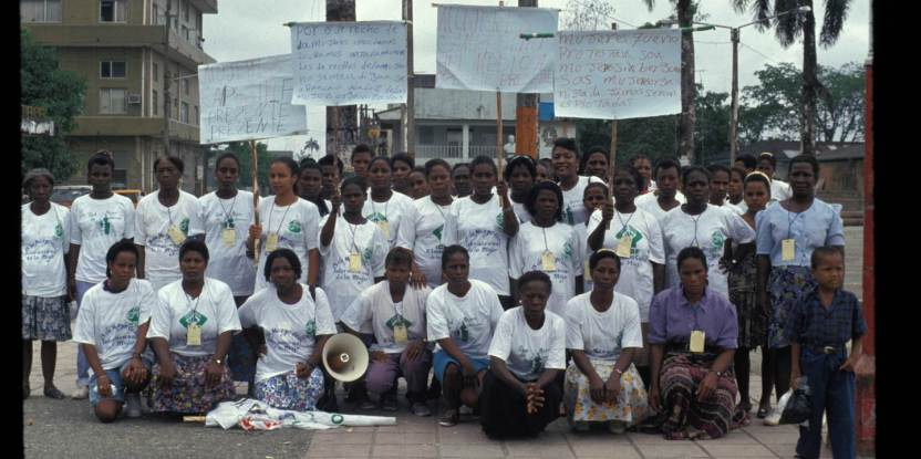 The women from La Toma are just a small group of the many Afro-Colombian women who are active in environmental protests and efforts to promote sustainable alternatives.