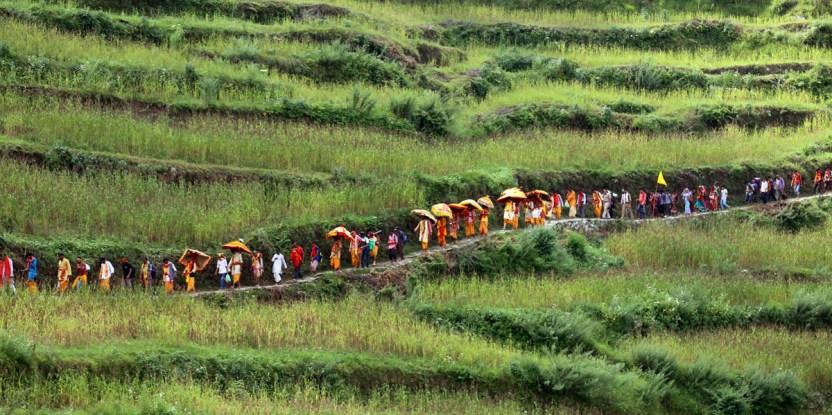 El enfoque de paisajes implica una visión holística. Foto  Mukesh Khugsal.