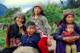 Breaking with tradition, Tamang men now more commonly migrate for work than Tamang women in Nepal.