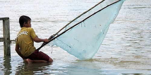 Perubahan iklim merupakan ancaman nyata bagi negara-negara di kepulauan Pasifik.