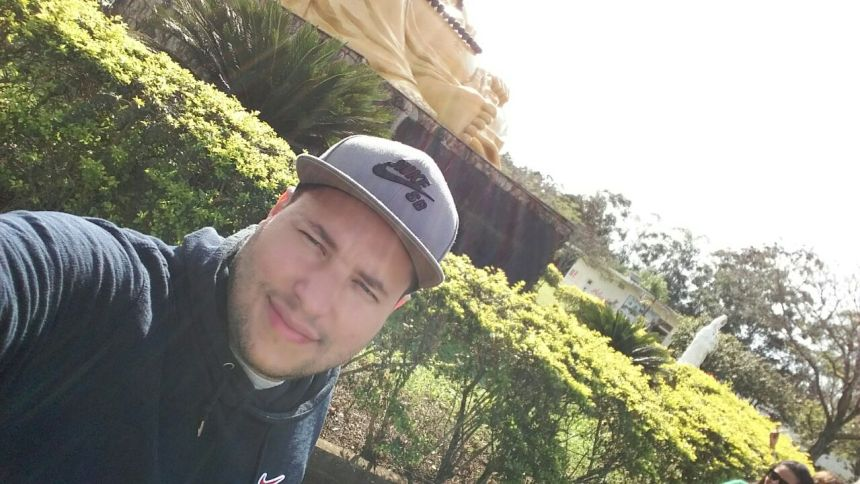 Darlon no Templo Budista