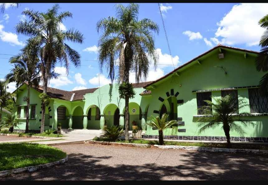 Centro Estadual de Educação Profissional Manoel Moreira Pena.