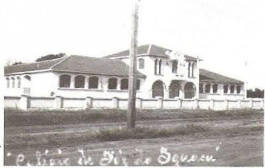 Colegio Est. Bartolomeu Mitre