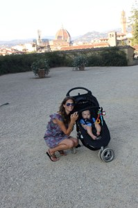 Boboli Gardens 199x300 Travel with Kids